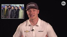 Getting to know IndyCar driver Josef Newgarden