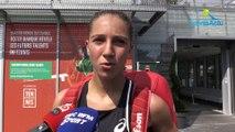 """Roland-Garros 2018 - Diane Parry : Tout ça, ça va me servir pour le tournoi Juniors de Roland-Garros"""""""