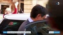 Italie : le futur gouvernement de Giuseppe Conte inquiète l'Europe