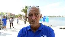 Thierry Xiberras, responsable du club nautique