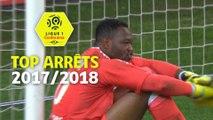 Top 10 arrêts   saison 2017-18   Ligue 1 Conforama