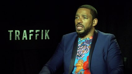 """Interview With Paula Patton, Laz Alonzo, Omar Epps, And Roselyn Sanchez From Movie """"Traffik"""""""