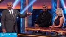 Kanye West and the Kardashians' 'Family Feud' Episode Teaser Drops   Billboard News