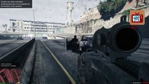 Epic Police Chase in GTA 5