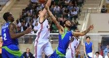 Basketbol Süper Liginde Yarı Finale Çıkan İlk Takım TOFAŞ Oldu