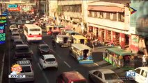 TRAFFIC UPDATE: Quiapo