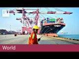 US sets China $200bn trade deficit cut