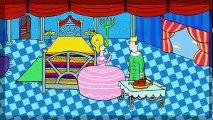 Mila raconte mille et une histoire en francais   Princesse dans le château   Dessin animé complet00