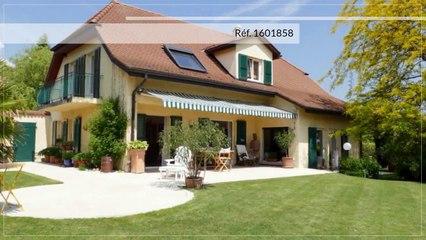 A vendre - Maison - Duillier (1266) - 6 pièces