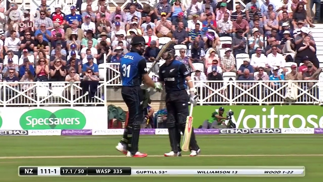 England's Highest Successful ODI Run Chase: England v New Zealand 4th ODI 2015 – Extended Highlights