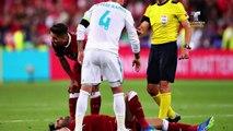 Falta a Salah que ha puesto a Sergio Ramos en la candela | UEFA Champions League | Telemundo
