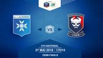 Demi-Finales U19 National I AJA / SM Caen - Dimanche 27 Mai à 17h15 (5)