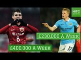 7 Best Paid Attacking Midfielders in World Football