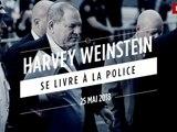 Harvey Weinstein se livre à la police