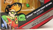 DC Comics Multiverse Batman: The Dark Knight Returns 6 Robin Figure Review