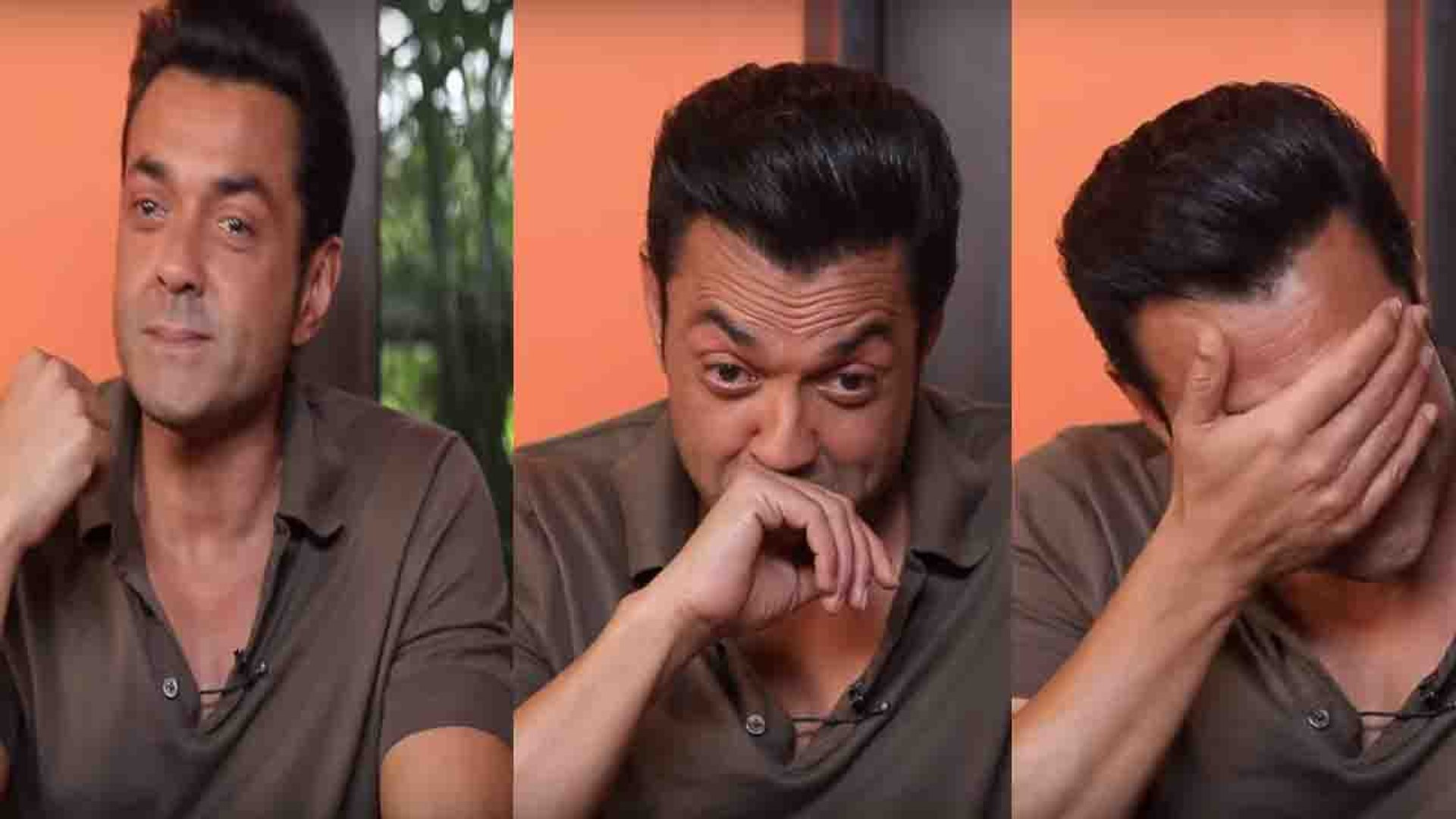 Race 3: Bobby Deol BREAKS DOWN while talking about his BAD CAREER !   FilmiBeat
