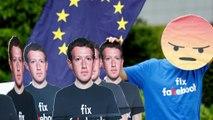 Facebook accused of mass surveillance