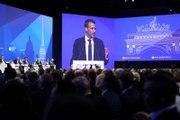 Discours du Président de la République, Emmanuel Macron lors du forum économique à Saint-Pétersbourg
