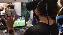 Quand le toucher s'intègre à la réalité virtuelle
