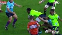 Rugby : Il met un violent coup de pied au visage d'un adversaire ! (Vidéo)