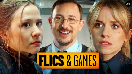 FLICS & GAMES (Anna & Laura)