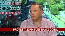 PROTESTA E OPOZITËS, RAMIZ ÇOBAJ: FTOJ QYTETARËT NË PROTESTËN E OPOZITËS