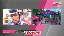 Pinot « On a écrit une page de l'histoire du Giro » - Cyclisme - Giro