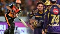IPL 2018 : Sunrisers Hyderabad gives KKR Target of 175, 1st Inning Highlight  वनइंडिया हिंदी