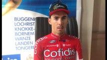 "Christophe Laporte (Cofidis) : ""Je savoure cette victoire"""