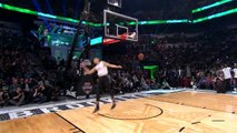 Zach LaVine Throws Down the Space Jam Dunk- 2015 Sprite Slam-Dunk Contest