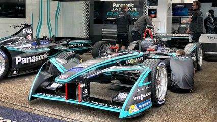 Jaguar I-Pace Preview & Formula E Gand Prix Berlin | Car