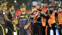 IPL 2018 Qualifier 2: Sunrisers Hyderabad beat KKR by 13 runs, Match Highlight   वनइंडिया हिंदी