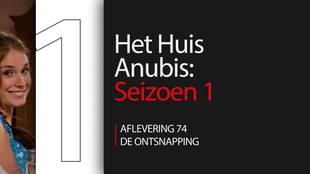 Het Huis Anubis - S01 E74 - De ontsnapping