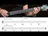 Guitarra (AULA GRATUITA) Leitura Musical para Guitarra 1ª Lição (Parte1) - Cordas e Música