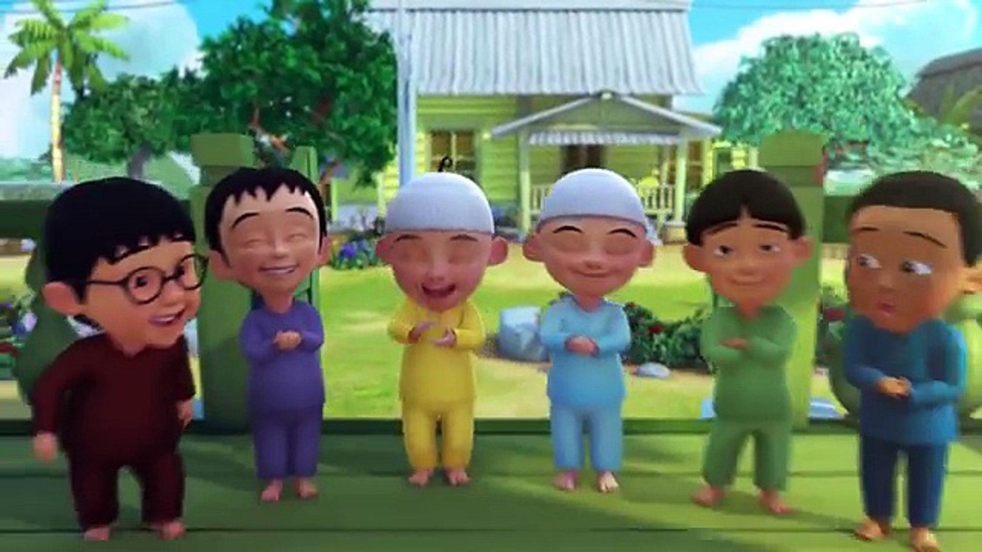 Nama Bulan Islam   Music Video Upin & Ipin Musim 20
