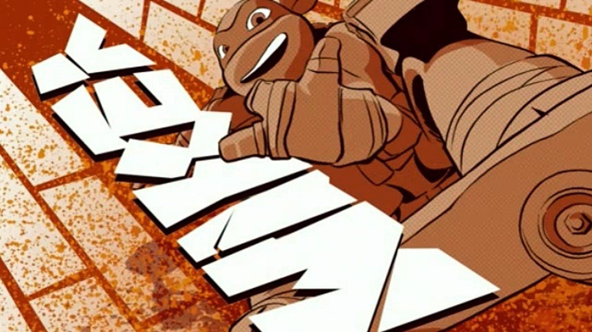 Teenage Mutant Ninja Turtles S04e21 Darkest Plight Video Dailymotion