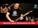 Silent Lucidity - Queensryche (Aula de Guitarra) - Cordas e Música