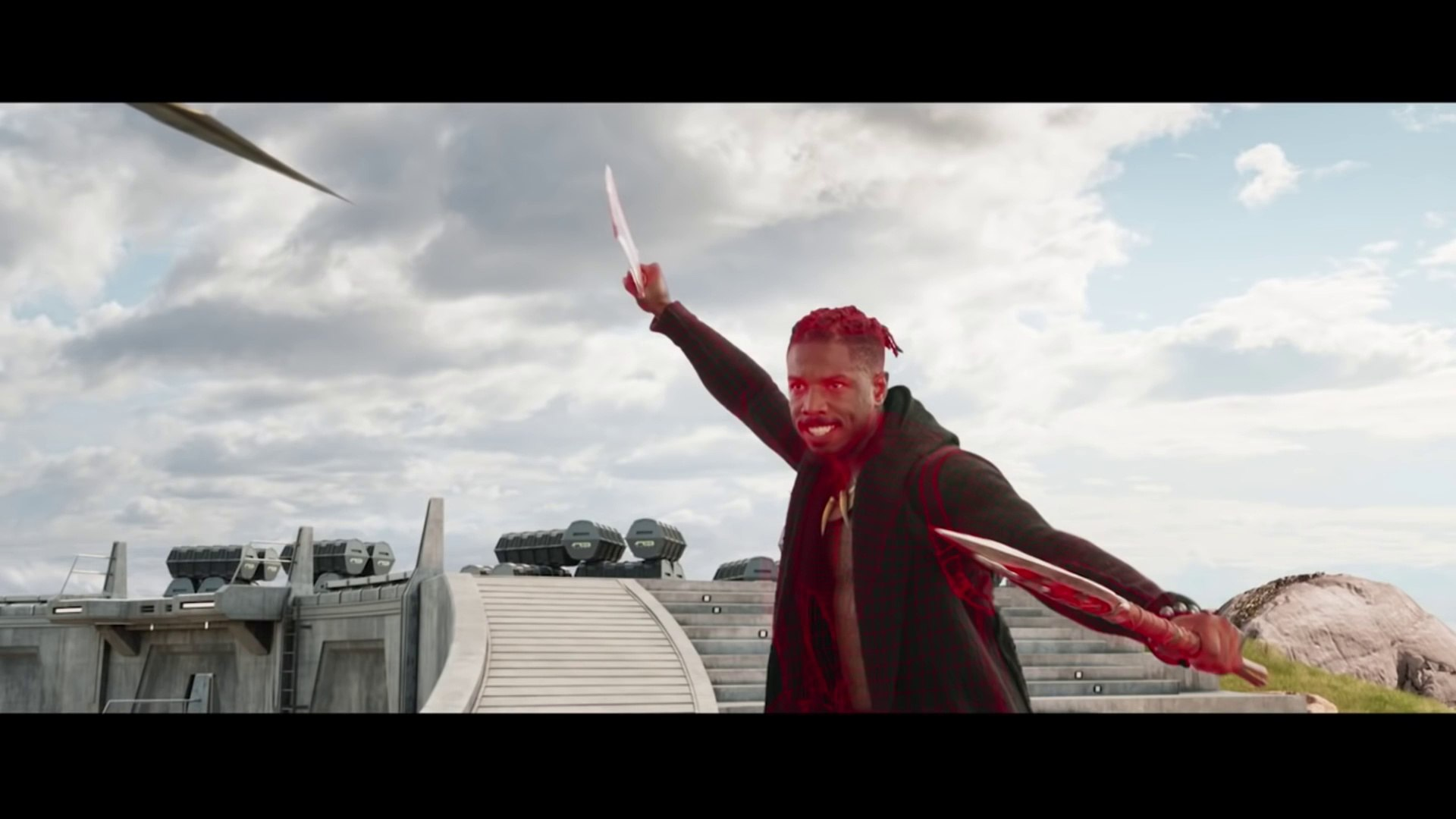 Amazing Before & After Hollywood VFX Part 26