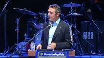 Fenerbahçe'nin başkan adayı Ali Koç: 'İlk defa bir rakibimizin 2 şampiyonluk gerisine düşmüş durumdayız' - MUĞLA