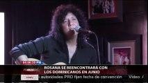 Rosanna ofrecerá dos conciertos en Hard Rock Café