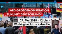 خبر عاجل حزب البديل يخطط يوم الأحد لأكبر مظاهرة ضد الحكومة الألمانية في برلين