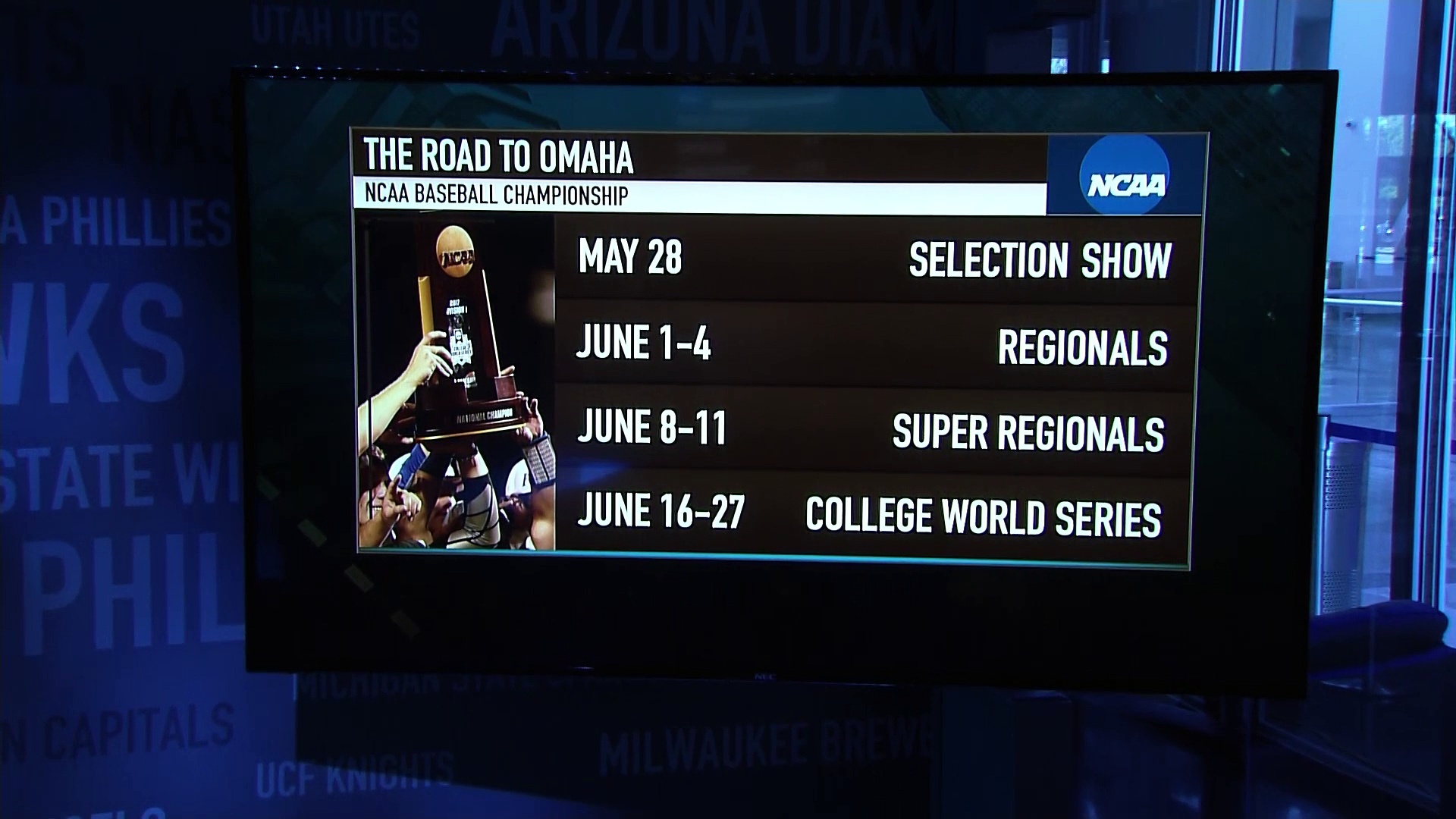 Which College Baseball Teams Will Make It to Omaha?