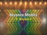 Beyonce Medley Karaoke Version