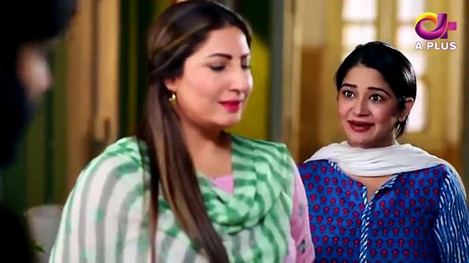 Lamhay - Episode 18 | Aplus Dramas | Saima Noor, Sarmad Khoosat | Pakistani  Drama