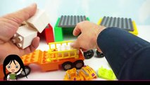Building Blocks Toys for Children Learning Colors Educational Video for Children Toddlers