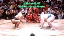 Sumo Digest[Natsu Basho 2018 Day 7, May 19th]20180519夏場所7日目大相撲ダイジェスト