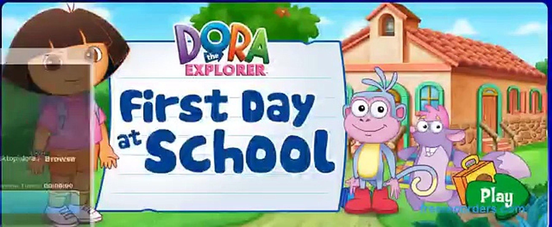 Dora la Exploradora va a la escuela - Videos Infantiles TV - Para Niños en Español