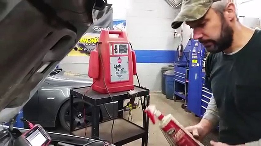 Intake Manifold Vacuum Leak - Toyota Corolla / Vibe / Matrix