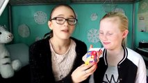 Fiona Frills Bean Boozled Challenge! | Fun with Fiona | Fiona Frills