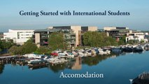 Accommodation choices by international students at the University of Lincoln
